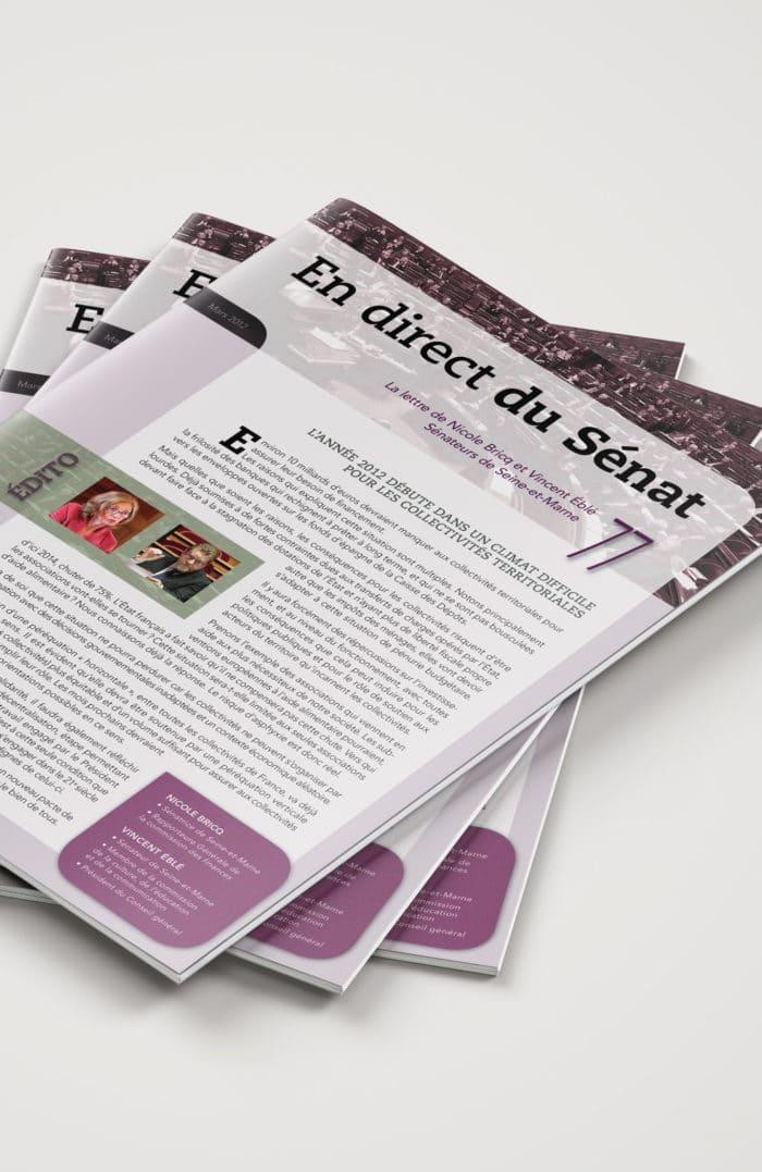 Journal des sénateurs