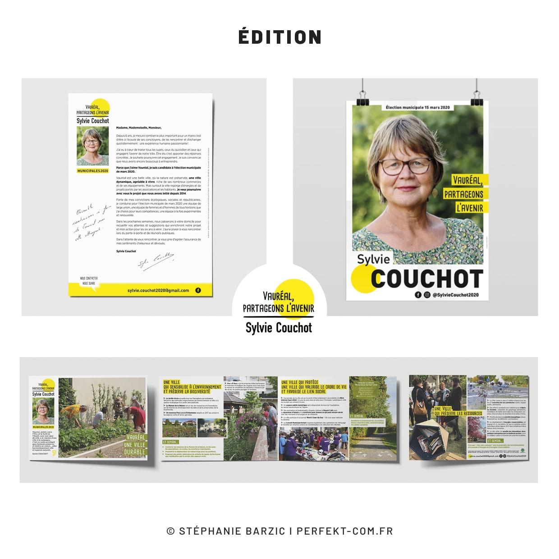 Campagne municipale 2020 - Vauréal